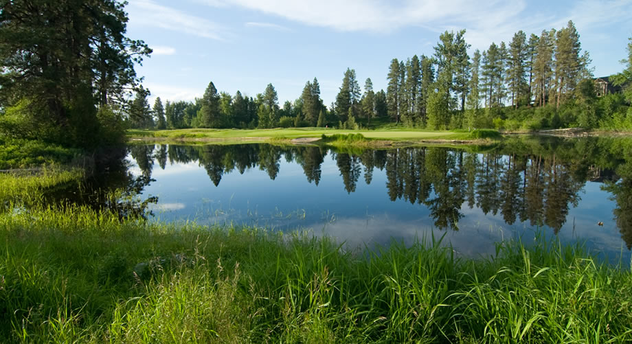 Northern Pines Golf Club Course Montana