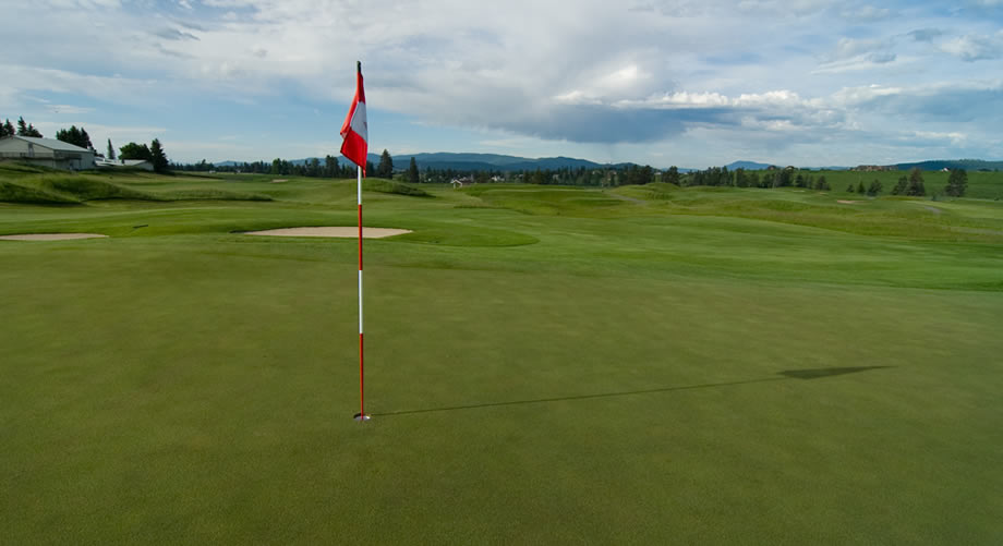 Whitefish Montana Golf Course