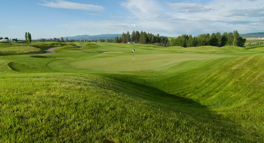 Golf Course Kalispell Montana